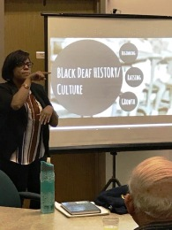 Cultural Series Workshop