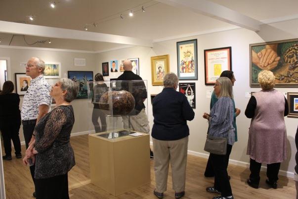 Chuck Baird Art Gallery