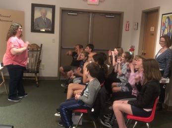 Kids Workshop - Storytelling