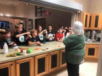 Kids Workshop - sign language