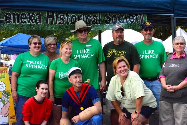 Lenexa Spinach Festival